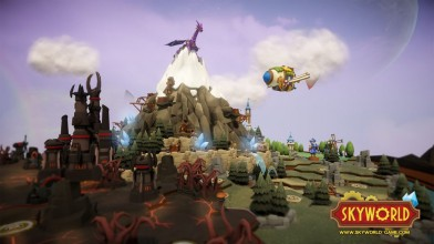 Skyworld выйдет в следующем году на PSVR