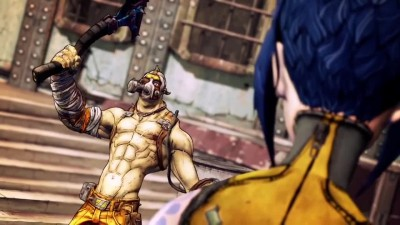 "Borderlands 2 "" Krieg- A Meat Bicycle Built for Two (Русская версия)"""