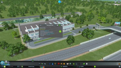 "Cities: Skylines ""Flying Wings ч46"""