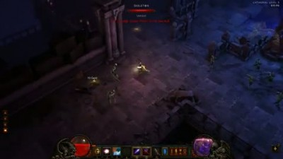 "Diablo 3 ""Трейлер The Wizard"""