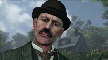 "Sherlock Holmes: Crimes and Punishments ""Первые полчаса Игры"""