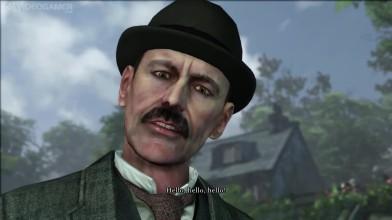 """Sherlock Holmes: Crimes and Punishments """"Первые полчаса Игры"""""""