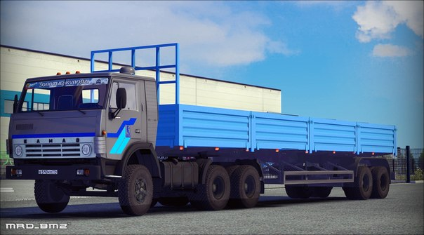 как скачать мод на камаз для euro truck simulator 2