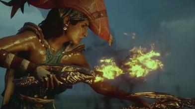 Dragon Age Inquisition - Кинематографические трейлеры игры