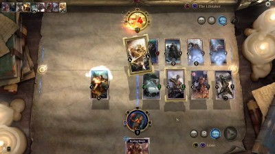 The Elder Scrolls: Legends vs Hearthstone