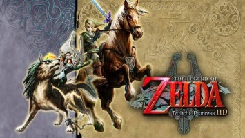 Трейлер The Legend of Zelda: Twilight Princess HD