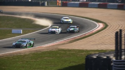 "Project CARS ""Goodsmile Racing BMW Z4 GT3 by BULLDOOZER"""