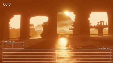 """Journey """"Тест частоты кадров PS4"""""""