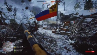 Геймплей Battlefield 1 из DLC In the Name of the Tsar
