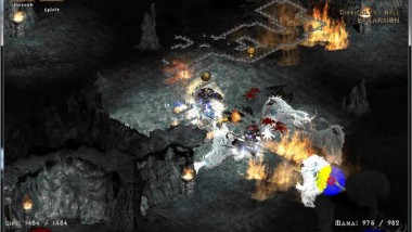 MF Fire Sorc - Diablo 2