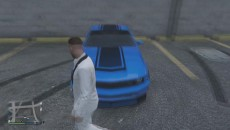 FORD MUSTANG SHELBY GT500 SVT в Grand Theft Auto 5