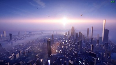 Mirror's Edge Catalyst на GeForce GTX