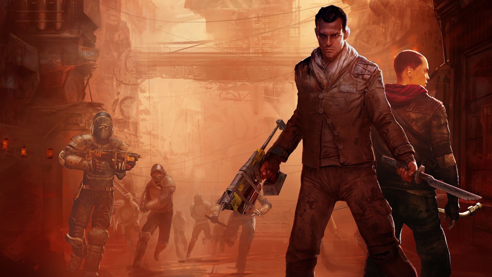 Почему в Mars: War Logs хороший сюжет и как я прошел игру