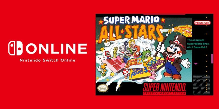 Бесплатно для всех подписчиков NS Online: Владельцам консоли напомнили о добавлении Super Mario All-Stars в каталог