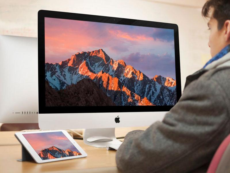 Вышла macOS 10.12 Sierra