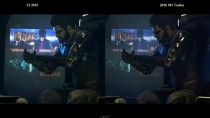 "Deus Ex: Mankind Divided ""Графическое сравнение E3 2015 vs 2016 101 Trailer"""