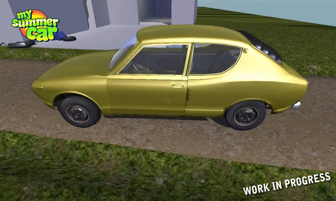 My summer car: карта.