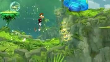 "Rayman Origins ""путешествие"""
