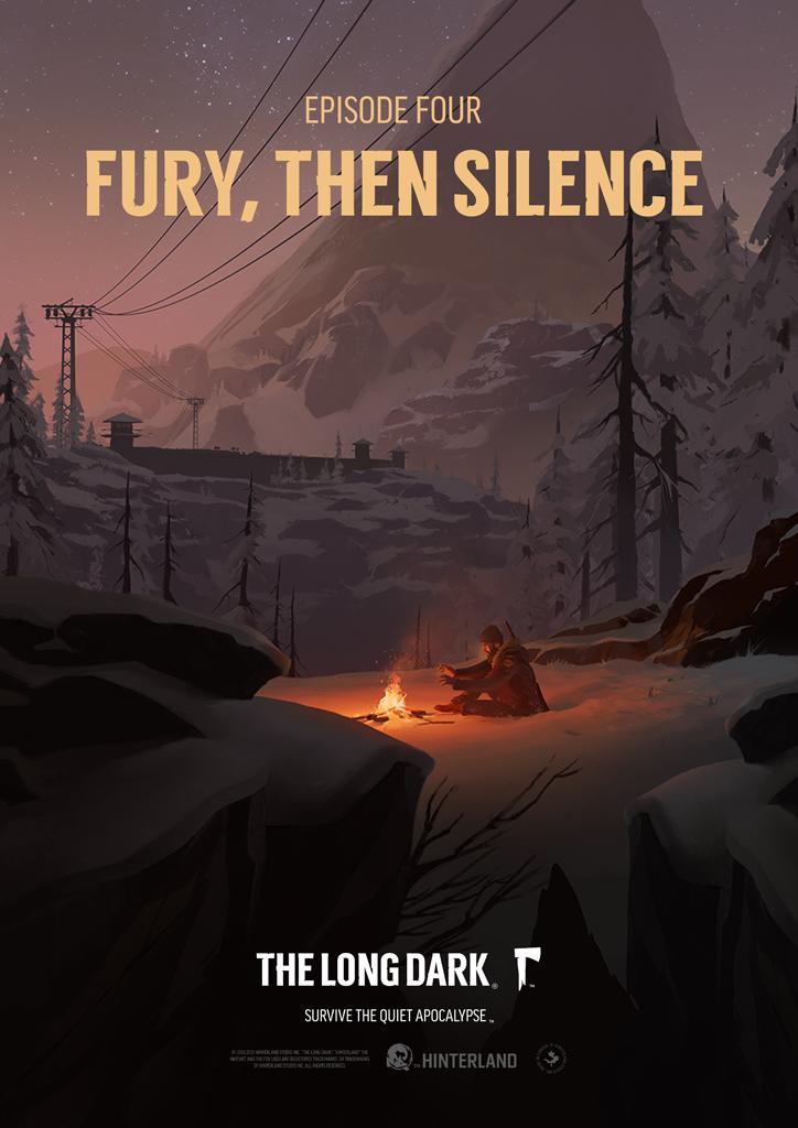 Разработчики поделились информацией о четвёртом эпизоде The Long Dark