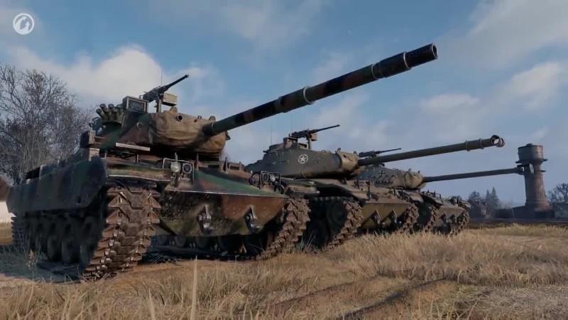 World of Tanks - Как играть на M41D