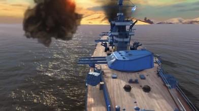 World of Warships Blitz: Линкор Октябрьская революция