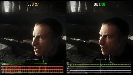 Battlefield 0 Xbox 060 vs Xbox Oneо (обратная совместимость) частота кадров