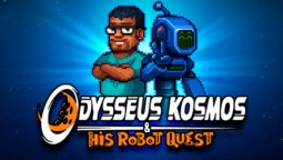 Олдскульный квест Odysseus Kosmos and his Robot Quest выйдет в ноябре