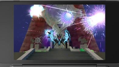 Pokmon Ultra Sun & Pokmon Ultra Moon - Strange Evil Трейлер - Nintendo 3DS