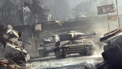 В консольную World of Tanks добавили три новые карты. Началась регистрация на турнир для PS4