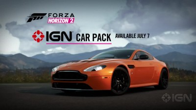 "Forza Horizon 2 ""IGN Car Pack"""