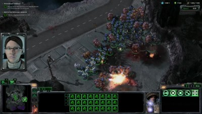 Прохождение StarCraft 2 Wings of Liberty Часть 5