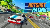 Hotshot Racing - красивая аркадная гонка, которая выйдет этой весной