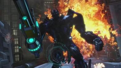"Transformers: Rise of the Dark Spark ""Геймплейный трейлер"""