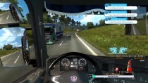 Euro Truck Simulator 2 Multiplayer мини конвой #9