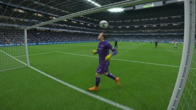 Fifa 16 New Goallkeper