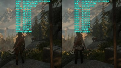 Rise of the Tomb Raider RX 470 4GB OC | 1080p DX11 Vs DX12 | Фреймрейт Сравнительное испытание