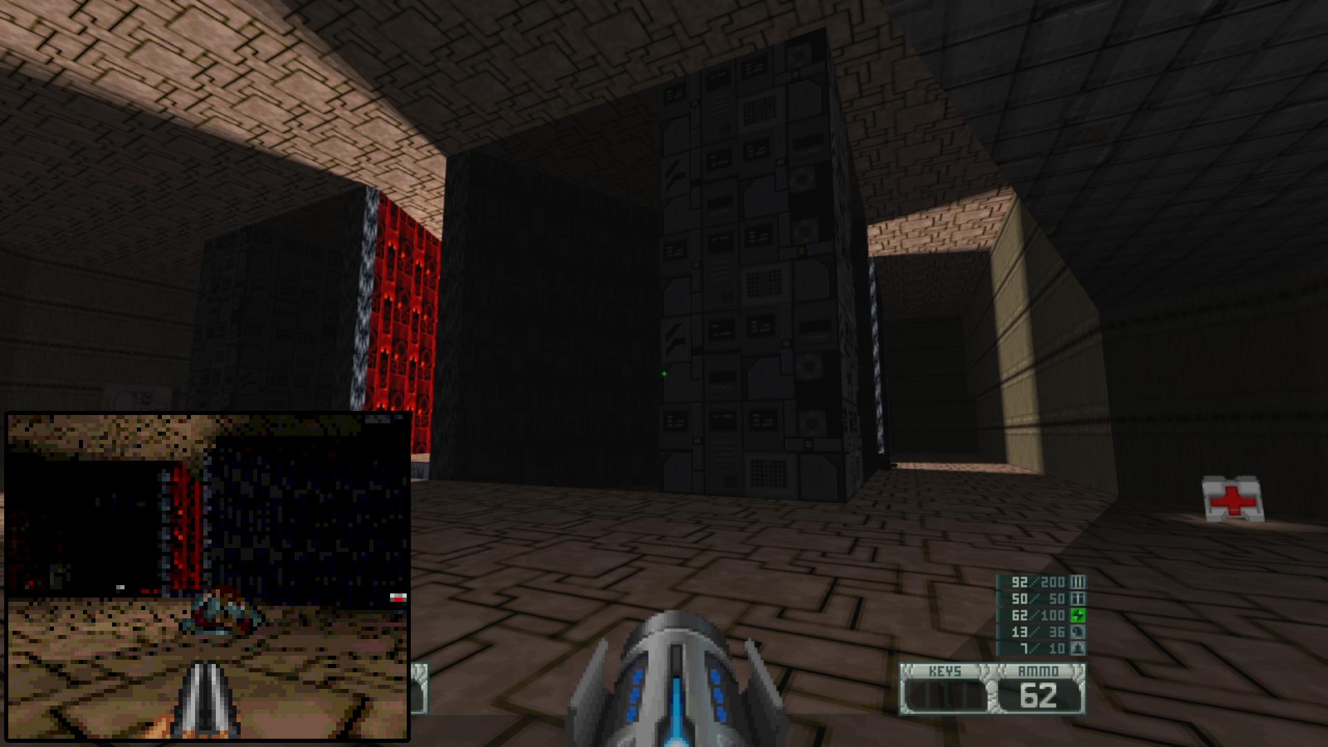 Энтузиаст создал ремейк Alien Breed 3D в GZDoom, и вы можете скачать его прямо сейчас