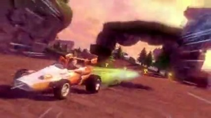 "Sonic & All-Stars Racing Transformed  ""Релизный трейлер"""