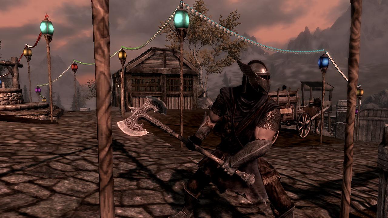 Morrowind секс мод обливион демонесса