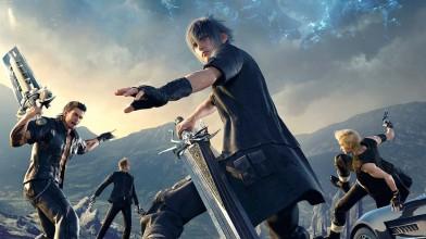 Square Enix анонсировали новую версию Final Fantasy XV