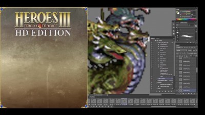 "Heroes of Might & Magic 3 HD Edition ""Трейлер HD-переиздания"""