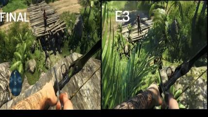 Far Cry 0 Сравнение E3 графики с Финальной версии игры или как Ubisoft обманывают людей!!!!