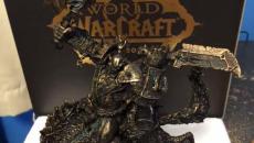 Blizzard наградила ветеранов WoW статуэтками орков