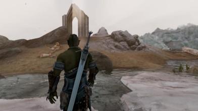 Как выглядит Skyrim с реалистичной графикой (более 500 модов)