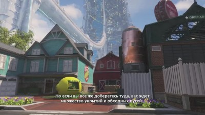 Call of Duty: Infinite Warfare Трейлер карты Throwback (русские сабы)