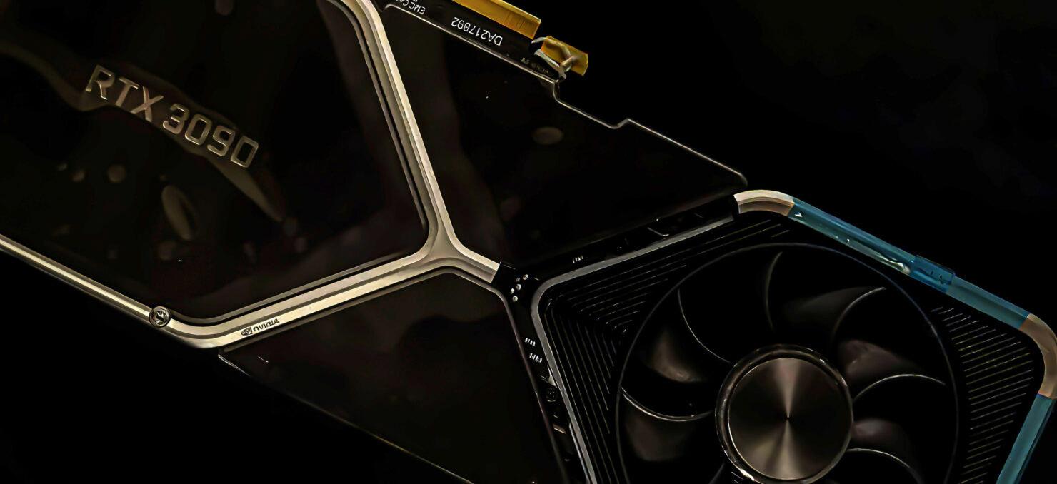 NVIDIA готовит видеокарту GeForce RTX 3090