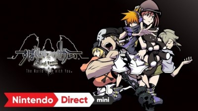Анонсирована The World Ends With You -Final Remix- для Nintendo Switch