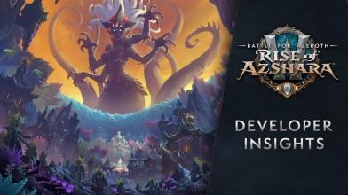 """Новые подробности обновления """"Возвращения Азшары"""" для World of Warcraft"""