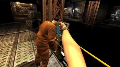 Doom 3 в виртуальной реальности