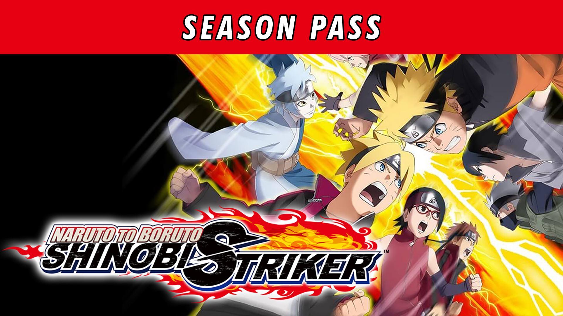 Анонсирован третий сезонный пропуск для Naruto to Boruto: Shinobi Striker
